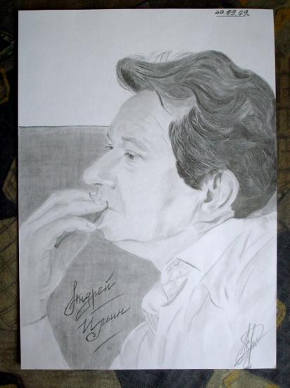 Andrey Ilyin por Anjuta